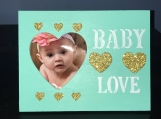 Baby Love Table Top Frame
