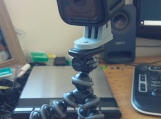 GoPro Adapter For Camera Mounts -- Gorilla Tripods, Mounts, Etc.