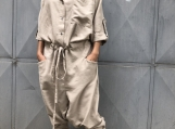 New Summer Romper / Paradox / Shirt Jumpsuit / Harem Jumpsuit /