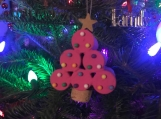 Wine Cork Tree Ornaments
