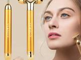 24k Golden Facial Face Massager
