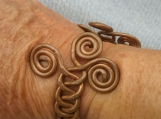 Braided Celtic Cuff