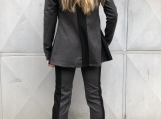 Designer Set / Paradox / Women Blazer Jacket / Wide-Leg Trousers