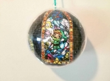 Double sided Legend of Zelda Christmas Ornaments