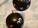 Ghibli Soot Sprites Christmas Ornament (2)