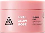 Hyal Glow Rose Essence Pad