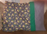Legend if Zelda French Seam Pillowcase
