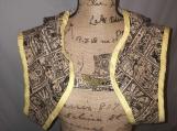 Legend of Zelda Comic fabric Shrug