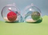 Legend of Zelda Navi Christmas ornaments