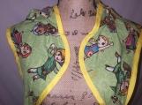 Legend of Zelda Windwaker fabric Shrug