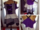 LGBT Asexual Pride Dress