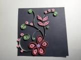 Quilled Flower Art