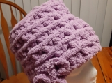Chunky Hat with Bow
