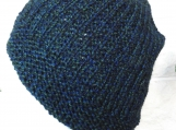 Men' Black Watch Knitted Beanie Hat - Free Shipping