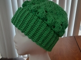 Bulky Winter Green Hat