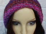 Women's Two Style Pink Random Hat Brown Pom POm - Free Shipping