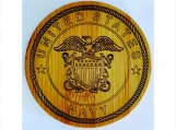Military Seals:Navy Marine Army Air Force Coast & National Guard