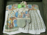 Kitchen Towel and Mitt Gift Set