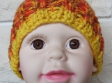 Toddler's Multicoloured Winter Giraffe  Hat - Free Shipping
