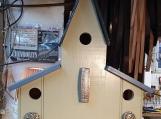 Apartment Stle Birdhouse