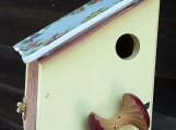 Apple Birdhouse