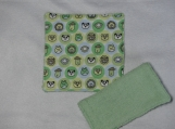 Baby animals facecloth