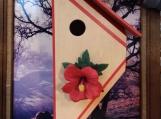 Hibiscus Birdhouse