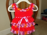 Infant summer dress