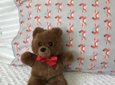 Kids Theme Pillowcase - Cute as a Fox