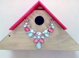 Necklace Birdhouse