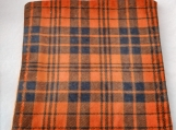 Orange Kilt face cloth