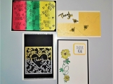 Thank You Card Set/ Greeting Cards