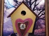 The Heart Birdhouse