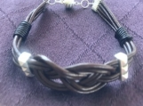 Brown Leather celtic circle