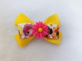 Doll faces Hair Clip