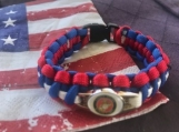 Paracord bracelet Marine Corp