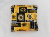 Boston Bruins Hockey Corn hole Bags