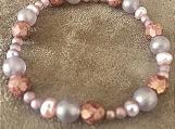 Bracelet - pink/rose
