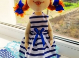 Hand-Crafted Doll Alice