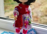 Hand-Crafted Doll Annette