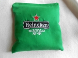 Heinekin Corn hole Bags
