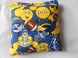 Michigan Emoji  Corn hole Bags