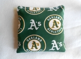 Oakland Athletics Corn hole Bags