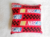 Red Nascar Corn hole Bags