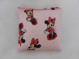 Pink Minnie Mouse Cornhole Bags