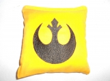 Star Wars Rebel  Embroidered  Corn hole Bags