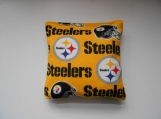 Yellow Steelers  Corn hole Bags
