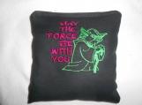 Yoda Cornhole Bags