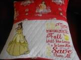Belle Reading Pillow