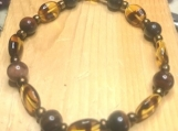 Bracelet - tiger eye stretchy
